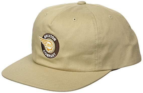 Brixton Men's Mercury Medium Profile Adjustable Hat