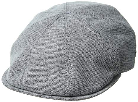 Bailey of Hollywood Men's Gaddis Eight Quarter Newsboy Cap