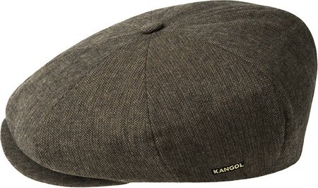 Kangol Men Tweed Ripley