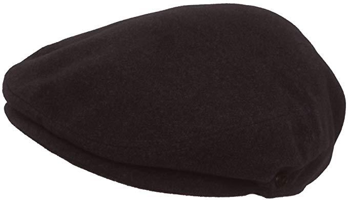 Epoch Fleece 5 Point Winter Ivy Scally Cap Driver Hat