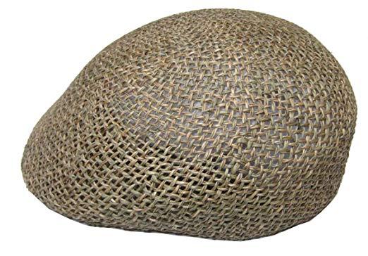 Capas Seagrass Ascot Ivy Cap