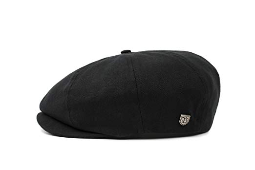 Brixton Men's Brood Newsboy Snap Hat