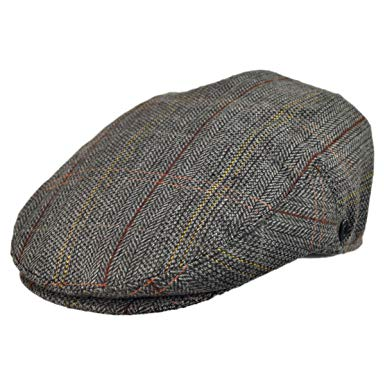 Jaxon Tweed Ivy Cap