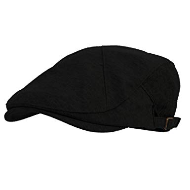 WITHMOONS Modern Cotton Real; Newsboy Hat Flat Cap AC3045