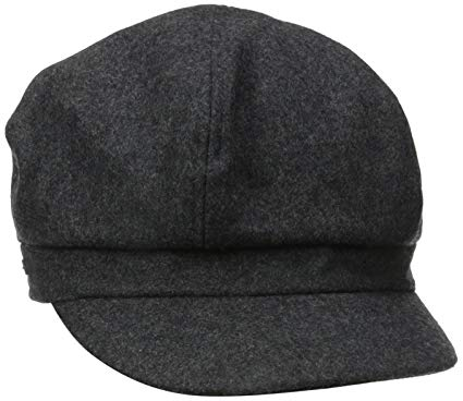 Betmar Women's Boy Meets Girl NewsboyHat