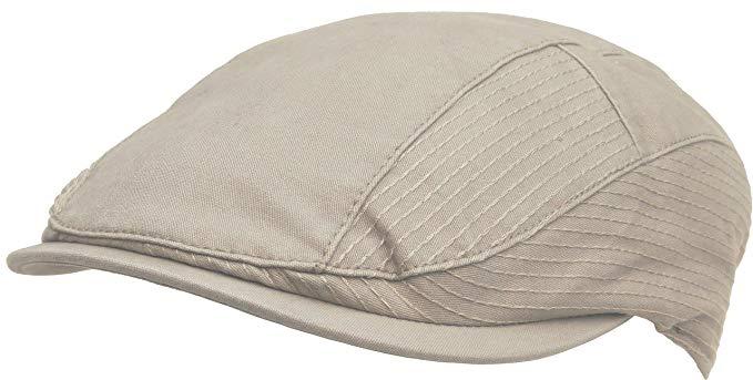 DPC broner 100% Cotton IVY Cap Modified Scally Driver Hat Modern Design