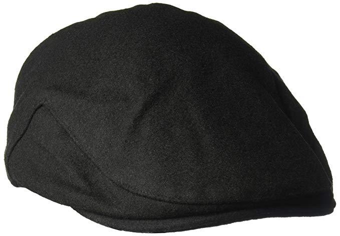 Country Gentleman Men's Wool Ivy Flat Cap