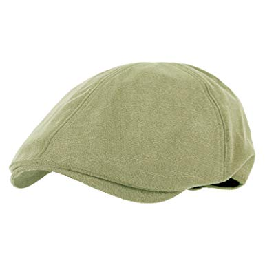 WITHMOONS Simple Newsboy Hat Flat Cap SL3026
