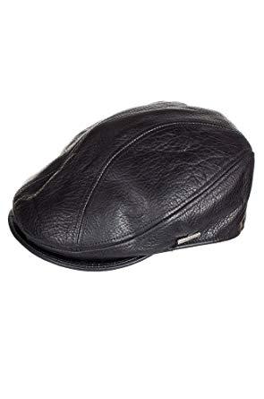 Overland Sheepskin Co Leather Ivy Cap