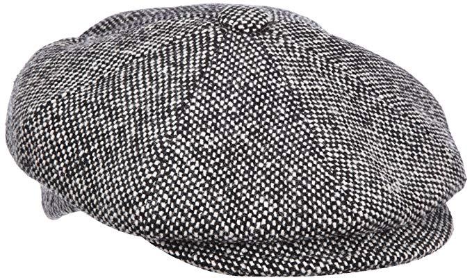 Bailey of Hollywood Galvin Tweed Cap