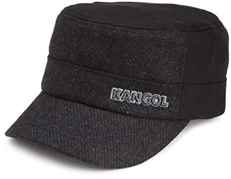 Kangol Men's Textured Wool Army Cap